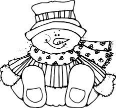 dj inkers winter coloring page wecoloringpage
