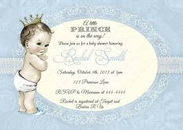 prince baby shower prince baby shower invitations reduxsquad