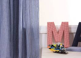Gingham Nursery Curtains Gingham Curtains To Brighten Up Your House U2013 Home Design Ideas