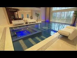 swimming pool room mansion for sale swim in your living room youtube