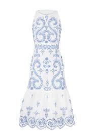 Tory Burch Plus Size Clothing Floral Mariana Dress By Tory Burch For 120 135 Rent The Runway