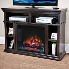 excellent electric fireplace media center all home decorations
