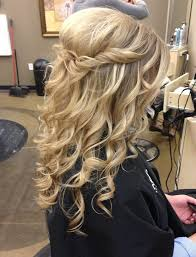 16 beautiful prom hairstyles for long hair 2015 simple