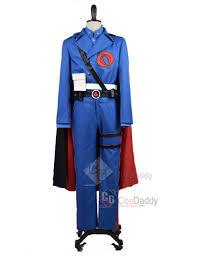 Cobra Commander Halloween Costume Joe Retaliation Cobra Commander Uniform Cosplay Costume