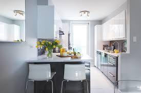 cuisine inea stéphanie fortier design armoires de cuisine ikea grise et