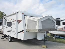 Roo Awning 2011 Rockwood Roo 17 17ft Hybrid Travel Trailer For 8 995 In