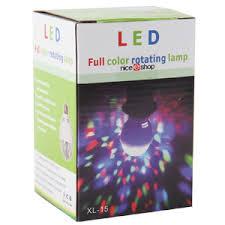 Disco Light Bulb Amazon Rotating Led Disco Light Bulb Just 4 59 Shipped Reg