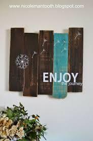 dandelion wood plaques wall diy pallet wall dandelion photograph wood wall on