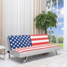 Overstock Sofa Bed Overstock American Flag Futon Sofa Bed Http Www