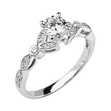 Antique Wedding Rings by Wedding Rings Antique Style Engagement Rings Cute Rings