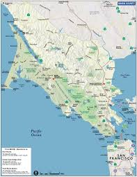 Map Of San Diego Neighborhoods by Map Of Marin U0026 Directions Maps U0026 Transportation Marin County