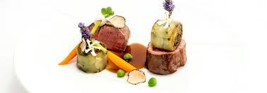 photo plat cuisine gastronomique restaurant gastronomique proche cannes château de la bégude