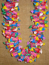 candy leis multi flavor dubble candy leis gum candy leis
