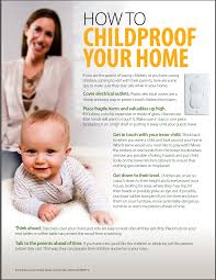 how to childproof your home minneapolis realtors dunn realty team