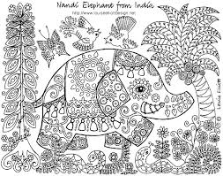 Detailed Coloring Pages Fablesfromthefriends Com Free Intricate Coloring Pages