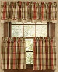 Country Kitchen Curtains Cheap by Country Kitchen Curtains Amazon Com
