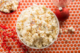 this popcorn recipe will put some merry in your munchies