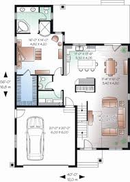 Bungalow Style Homes Floor Plans by Bungalow Style House Plan 4 Beds 2 50 Baths 2141 Sq Ft Plan 23 2243