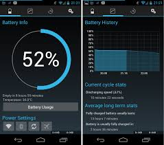 battery app for android find out charging speed and time taken to fully charge android