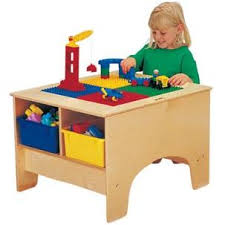 building table with storage play table duplo activity tables table and chair set