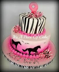 zebra print birthday cakes otona manga info