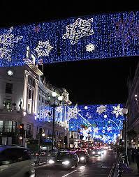 file regent street christmas lights 2006 geograph org uk