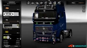 new volvo fh truck new volvo fh16 accessories interior download ets 2 mods