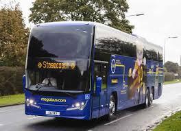 Does Megabus Have Bathrooms Megabus London Bus Cheapest Bus Services To Uk Cities U0026 Paris