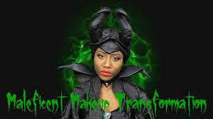 maleficent halloween makeup transformation jasmine rose youtube