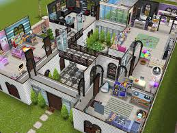 Home Design Story Game Cheats Sims Freeplay House Design Family Mansion Sims Pinterest