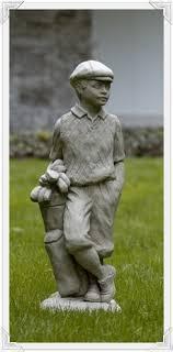 golfer garden statue for procella http www procellaumbrella