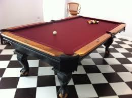 Red Felt Pool Table Pool Table Cloth Replacement Price Astonishing On Ideas Felt Black