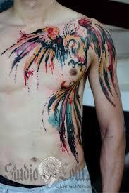 Tattoo Inspired Home Decor Best 25 Phoenix Tattoos Ideas On Pinterest Phoenix Fenix Bird