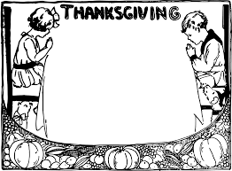 black and white thanksgiving clipart thanksgiving clipart