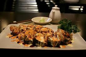 cuisine yum yum yum yum roll 12 99 picture of wasabi detroit tripadvisor