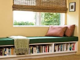 bench bookshelf seating bench furniture home diy storage seating