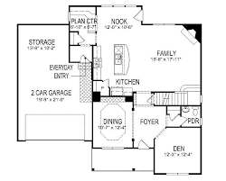 Pulte Home Floor Plans Saratoga Ii New Home Plan Fishers In Pulte Homes New Home