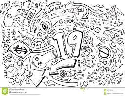 doodle vectors free doodle sketch drawing vector stock vector image 12746186