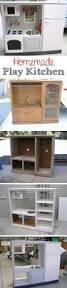 Homemade Kitchen Ideas 85 Best Diy Play Kitchens Images On Pinterest Play Kitchens