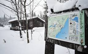 looking for winter adventure check out these four state parks