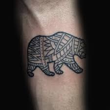 small bear tattoo tattoo collections
