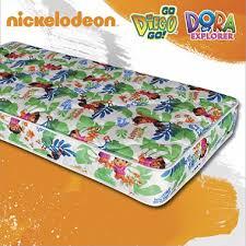 Dora The Explorer Bedroom Furniture by Dora The Explorer And Go Diego Go Sleeper Mattress Full Sam U0027s Club