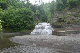 Robert H Treman State Park Map by Tioga Ny Waterfalls The Lower Falls In Robert Treman State Park