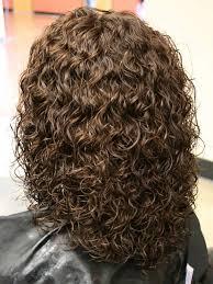 medium length hairstyles for permed hair perms for medium length hair spiral perm hairstyles on medium