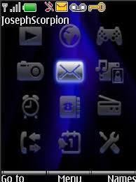 nokia 5130 menu themes free nokia 5130 blue swf menu icons app download