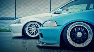 honda civic jdm blue rain honda white cars tuning honda civic rims jdm