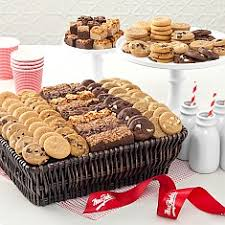cookie gift basket gourmet gift baskets cookie baskets delivered mrs fields