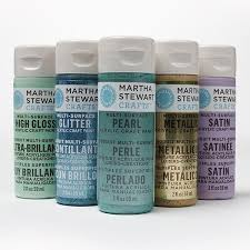 martha stewart crafts magnetic paint grey color 4 ounce 32196