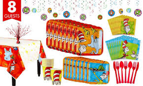 dr seuss birthday party dr seuss party supplies dr seuss birthday party city