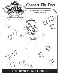 sofia floating palace color activity pages
